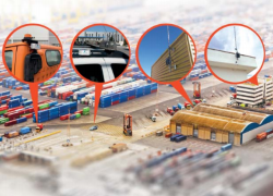 Actility, Abeeway, Cisco and Tracktio pioneer state of the art IoT geolocation in the Port of Barcelona