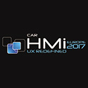 Car HMi Europe 2017 – UX Redefined