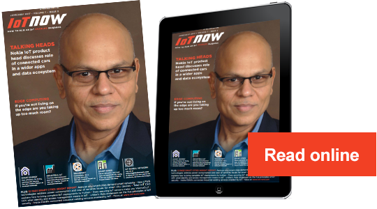 IoT Now Magazine