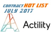 IoT Contract Hot List – June/July 2017