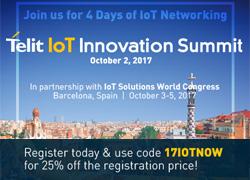 Engage IoT Experts: Telit IoT Innovation Summit Barcelona