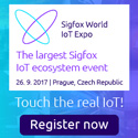 Sigfox World IoT Expo