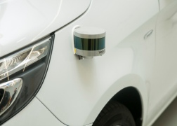Velodyne LiDAR awarded perception system contract from Mercedes-Benz