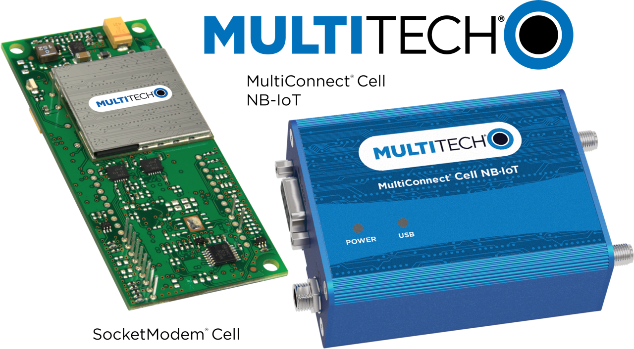 MultiTech unveils 3GPP LTE Category M1 and NB-IoT cellular modems