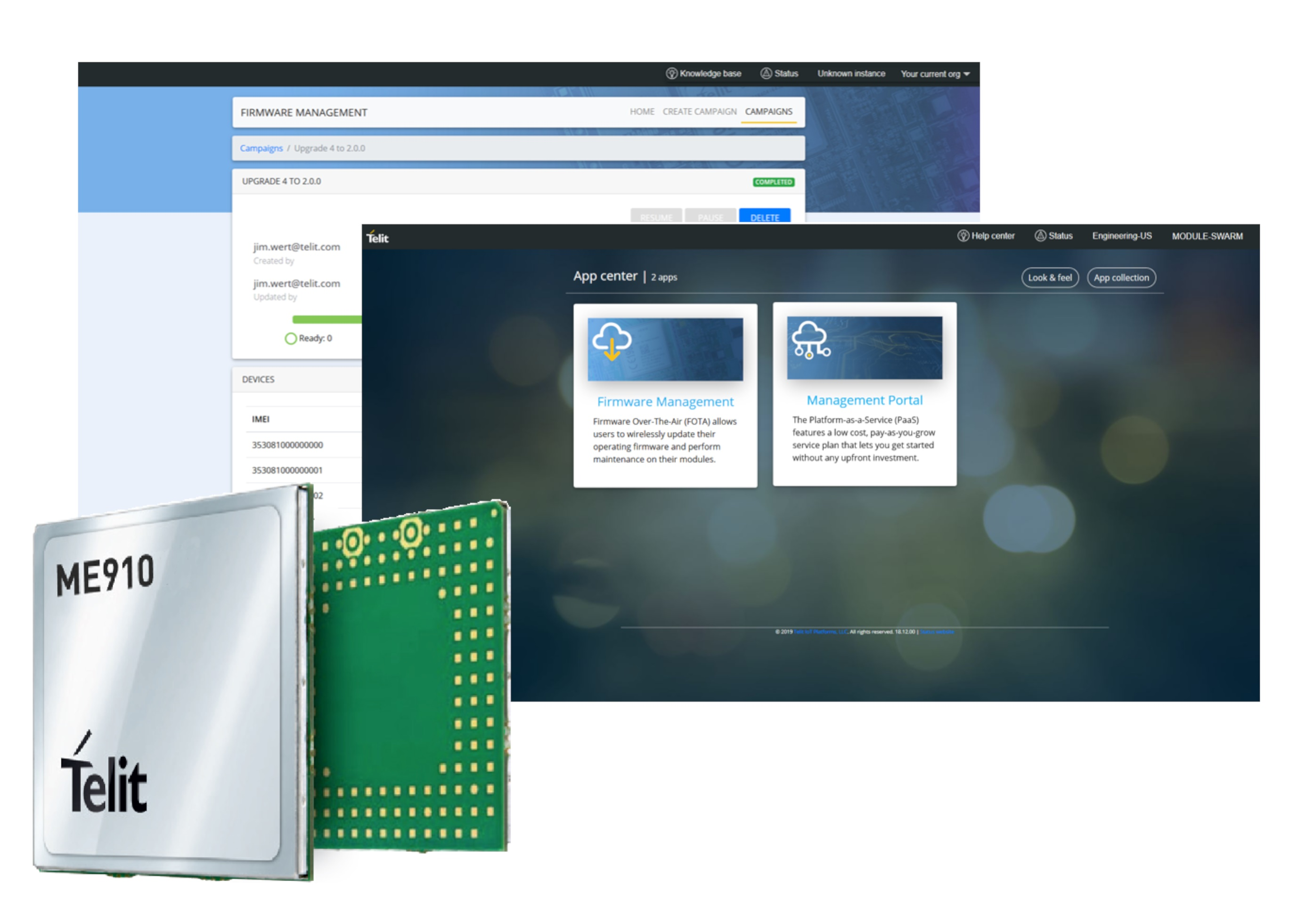 Telit launches OneEdge software suite for IoT modules to