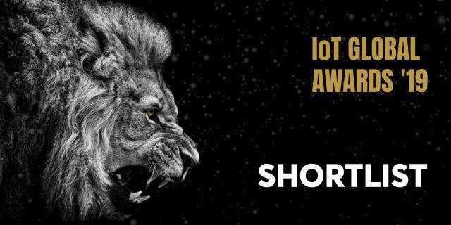 The 2019 IoT Global Awards shortlist