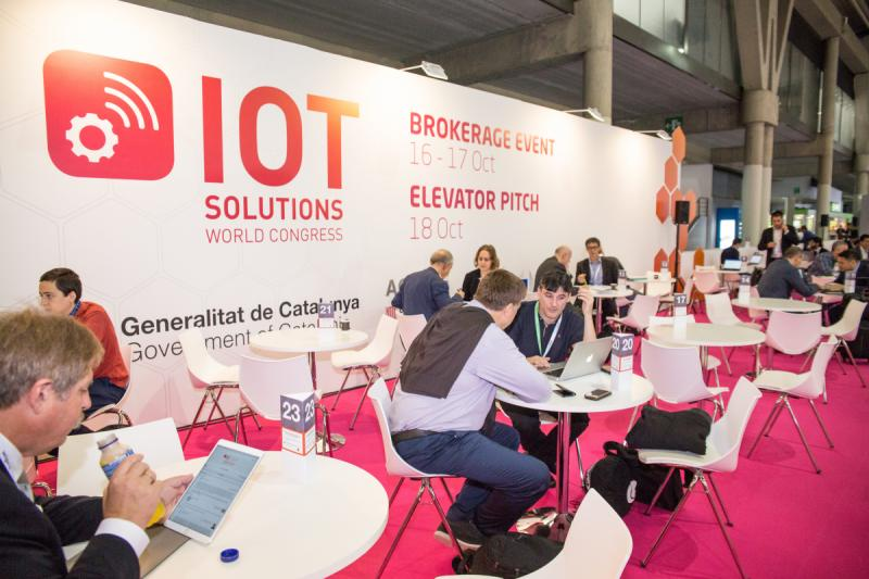 IoTSWC 2019 will bring together 400 companies providing solutions for the digitalisation of industries