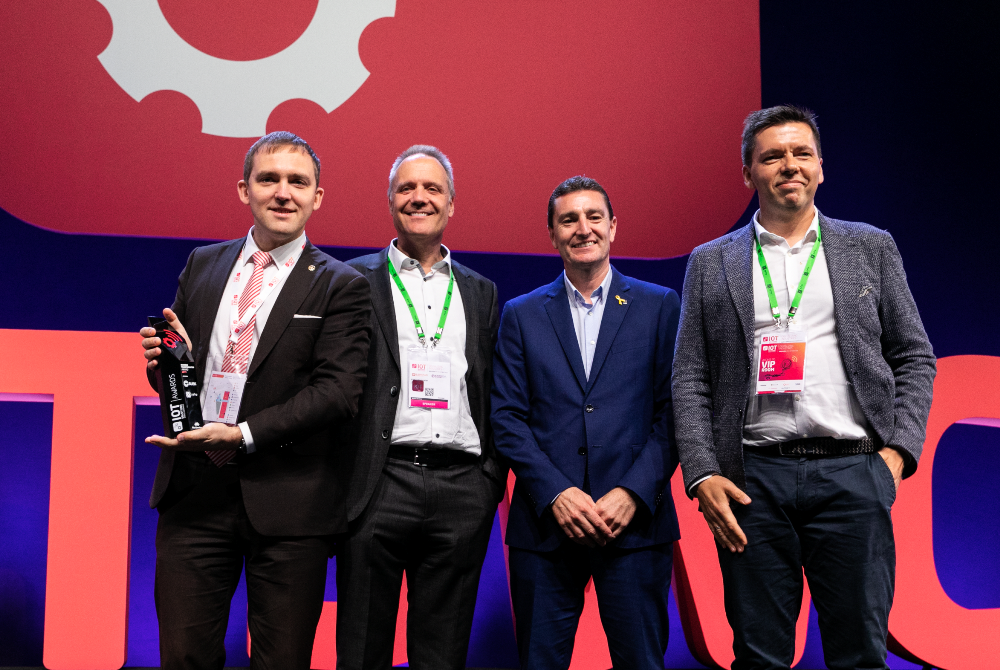 IoTSWC 2019 Awards given to solutions by Eiffage- Bioservo, Cartesiam.ai-éolane, Zyfra-Suek and GFT