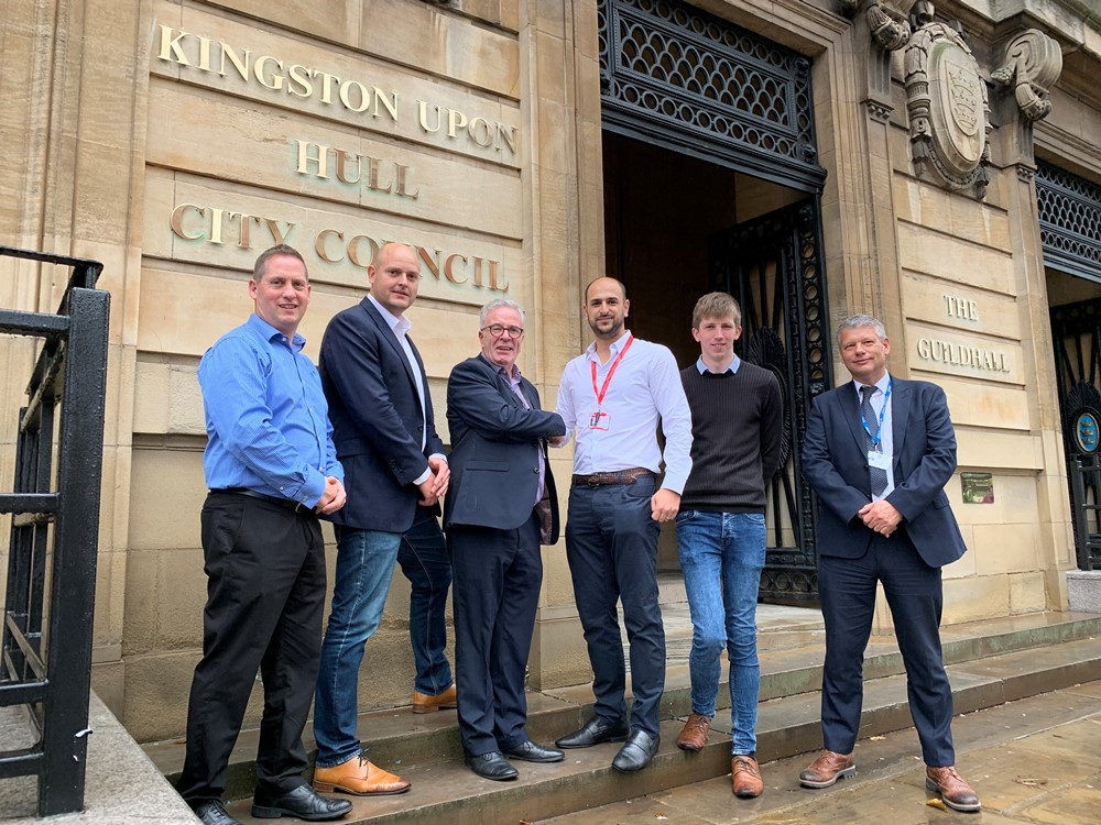 Connexin and Cisco deliver UK's first purpose-built Smart City Operating System for Hull City Council
