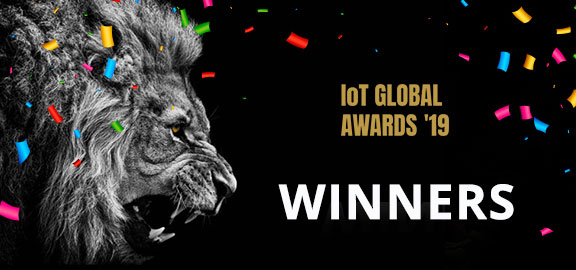 IoT Global Awards Winners 2019