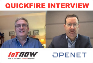 Quickfire interview Jeremy Cowan