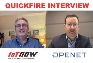 Quickfire interview Jeremy Cowan