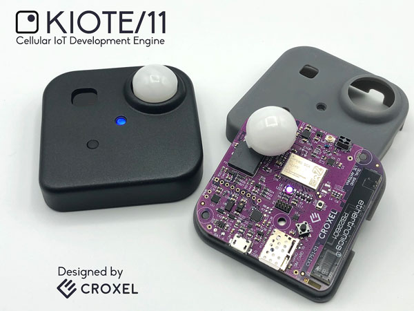 KIOTE/11 picture of device
