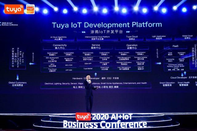 Tuya conference