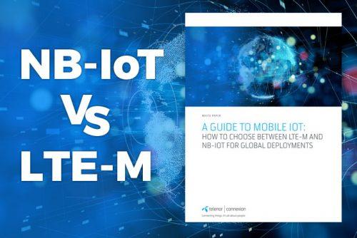 NB-IoT vs LTE-M]