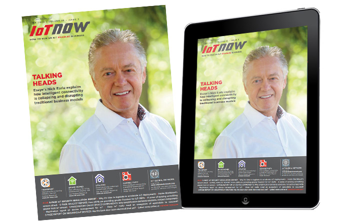 IoTNow Magazine Q3 2020