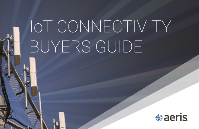 IoT connectivity buyers guide aeris