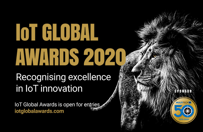 IoT Global Awards 2020