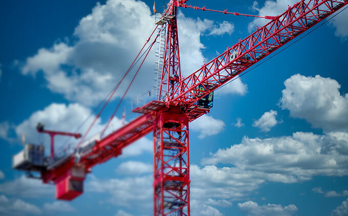 Internet of Cranes provides intelligent control through real-time data