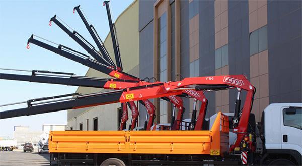 Fassi cranes