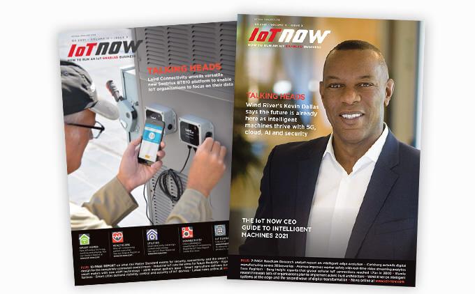 IoT Now Magazine