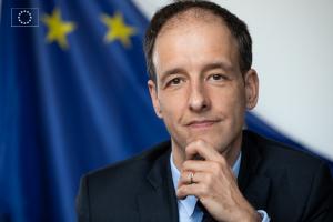 EUSPA executive director, Rodrigo da Costa