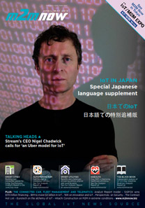 m2m now magazine cover